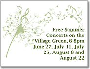 Pelham, NH Concerts on the Village Green